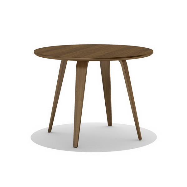 Norman Cherner Round Table 3d Model