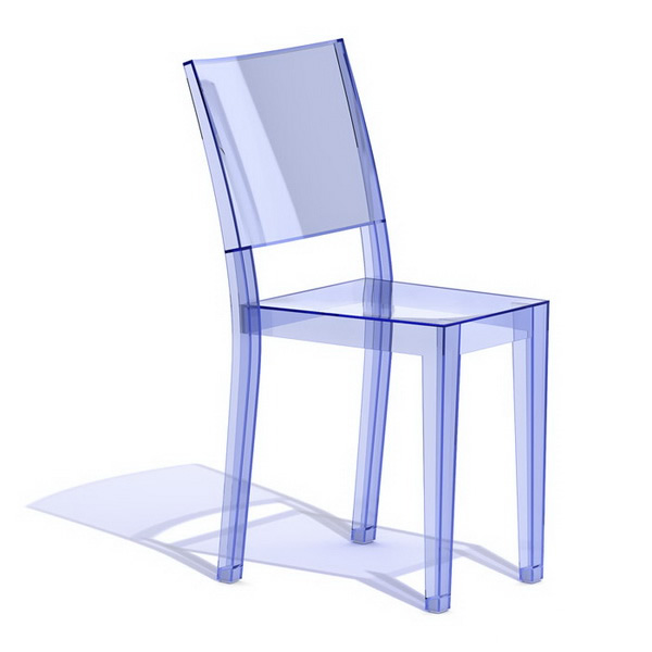 Philippe starck la marie chair 3d model 3dsmax files free for Chaise la marie starck