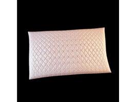 3D air mesh pillow 3d model