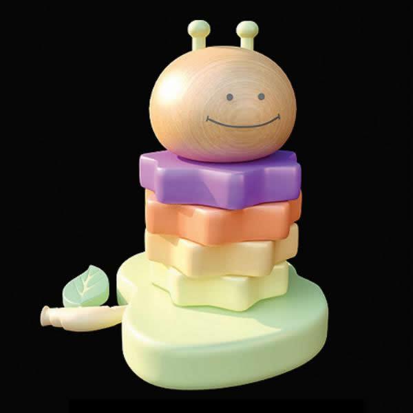 Baby Block Toys 3d Model 3dsmax Files Free Download