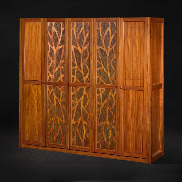 Classical Bedroom Wardrobe 3d Model 3dsmax Files Free