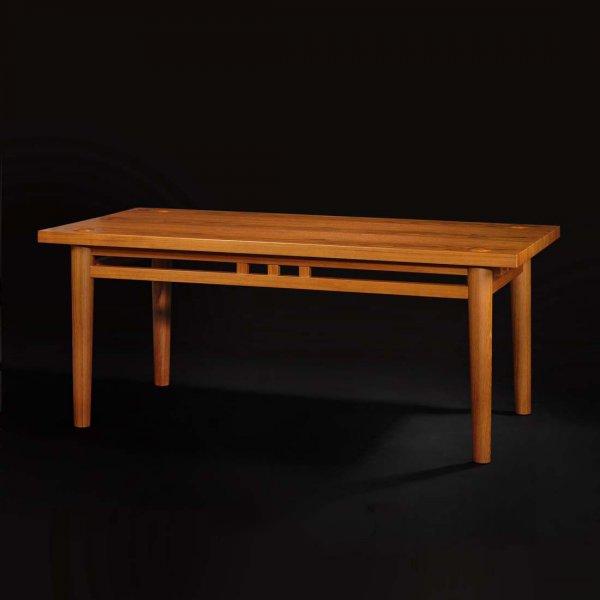 Vintage wooden dining table 3d model 3dsmax files free for New model wooden dining table