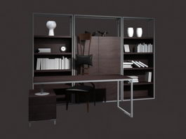 Office Furniture 3d Models Free Download Page 18