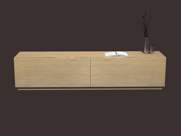 Modern Wooden Tv Stand 3d Model 3dsmax Files Free Download