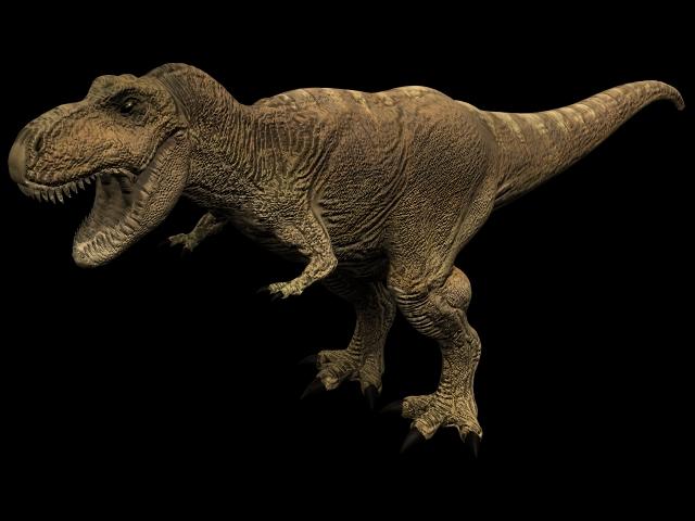 Tyrannosaurus Rex Dinosaur 3d Model 3dsmax Files Free