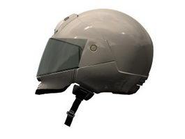 Shoei helmet 3d model