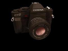 Cosina Digital Camera 3d model