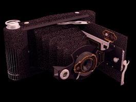 Kodak camera 3d model