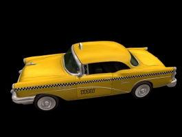 Buick century 4-door sedan 3d model