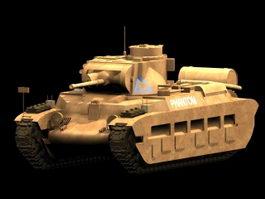 MATILDA military robot 3d model