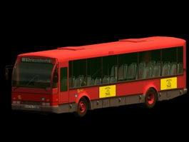 EMT Bus 3d model
