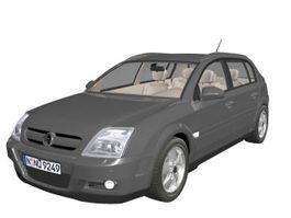 Opel Signum family car 3d model