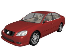 Nissan altima sedan car texture