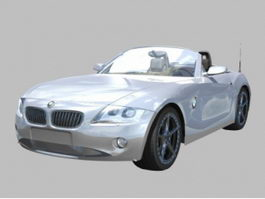 BMW Z4 2-door roadster 3d model