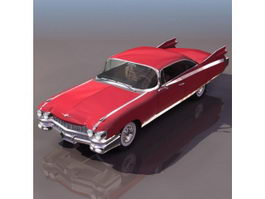 Cadillac Sixty Special luxury car 3d model