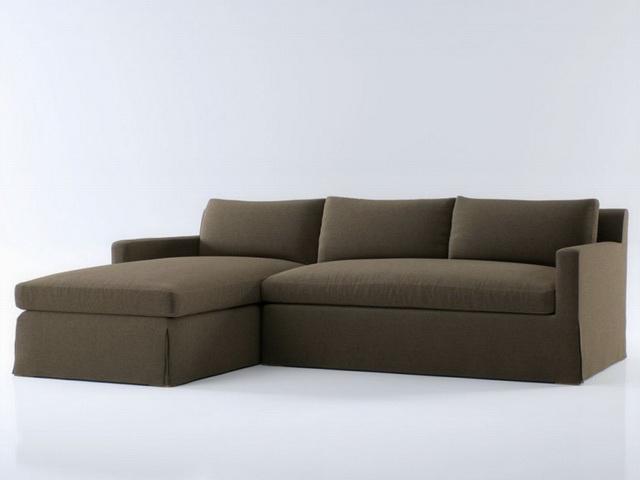 Fabric Modular Sectional Sofa 3d Model 3dsmax Files Free Download