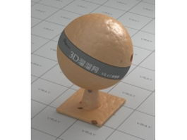EggShell vray material