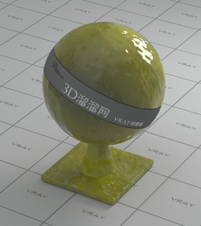 Pickled vegetable material rendering