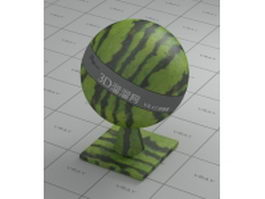 Watermelon vray material