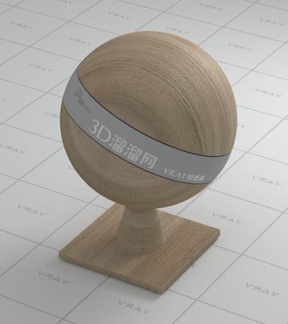 White lauan wood material rendering