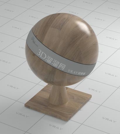 Laminate wood flooring material rendering