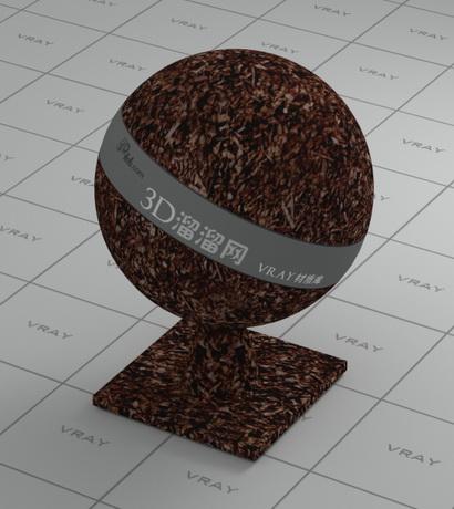 Soil Mulch Vray Material Cadnav Com