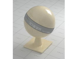 Perlato Svevo beige marble vray material