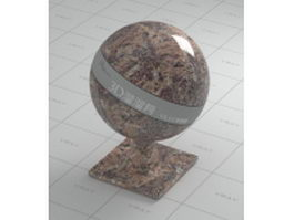 Breccia Paradiso marble vray material