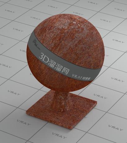 Rusty Cor Ten Steel Vray Material Cadnav Com