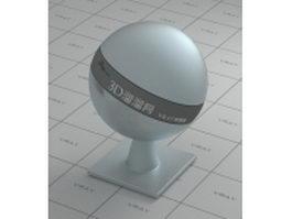 Titanium alloy vray material