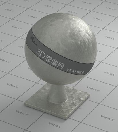 Titanium Zinc Alloy Vray Material Cadnav Com