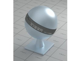 Aluminium Composite Panel - Galaxy Silver vray material
