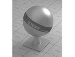 Aluminium Composite Panel - Summer Suede vray material
