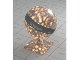 Melting point - liquid metal vray material