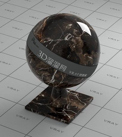 Antique Dark Brown Marble Vray Material Cadnav Com
