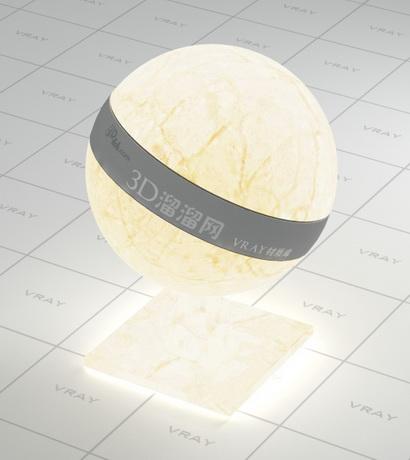 Parchmyn lampshade material rendering