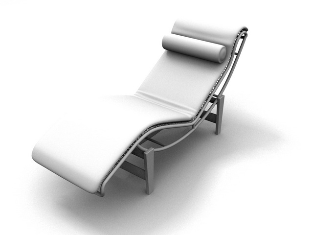 Relax Lounge Chair 3d Model 3dsmax Files Free Download