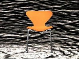 Arne Jacobsen 7 chair 3d model