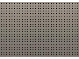 Perforated metal cover texture