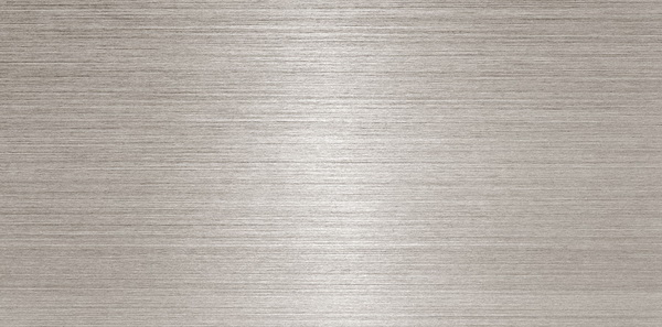Brushed titanium alloy plate texture