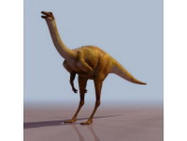 Gallimimus bullatus 3d model