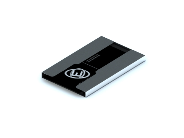 Desk Business Card Holder 3d Model 3dsmax Files Free Download