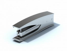 Office standard stapler 3d model