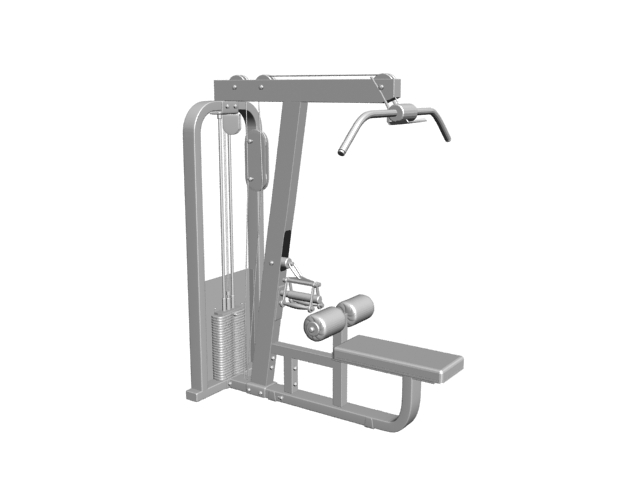 free weight cable machine