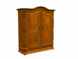 Constanza armoire 3d model