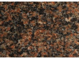 Baltic brown granite surface texture