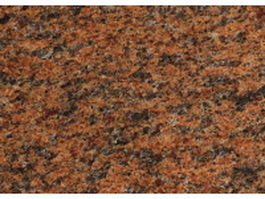 Frisk red granite surface texture