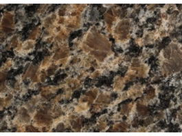 Close-up of brown granite surface texture