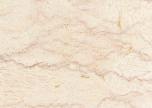 High Res Textures Of Polished Red Cream Marble Plate Surface Disorderly Lines Veins Coloured Smooth Construction Stone And