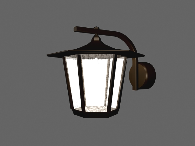 Ancient Lantern 3d Model 3dsmax Files Free Download